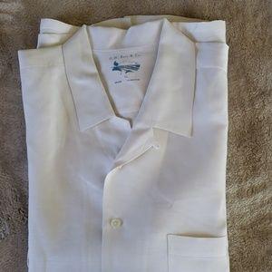 For dad, Cool linen button-down  Shirt XL